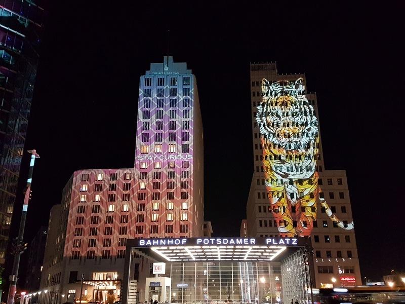 Berlin Kurztrip Hauptstadt Potsdamer Platz