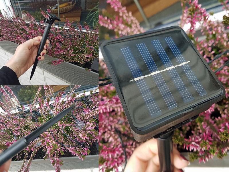 Salcar Lichterketten Projektor