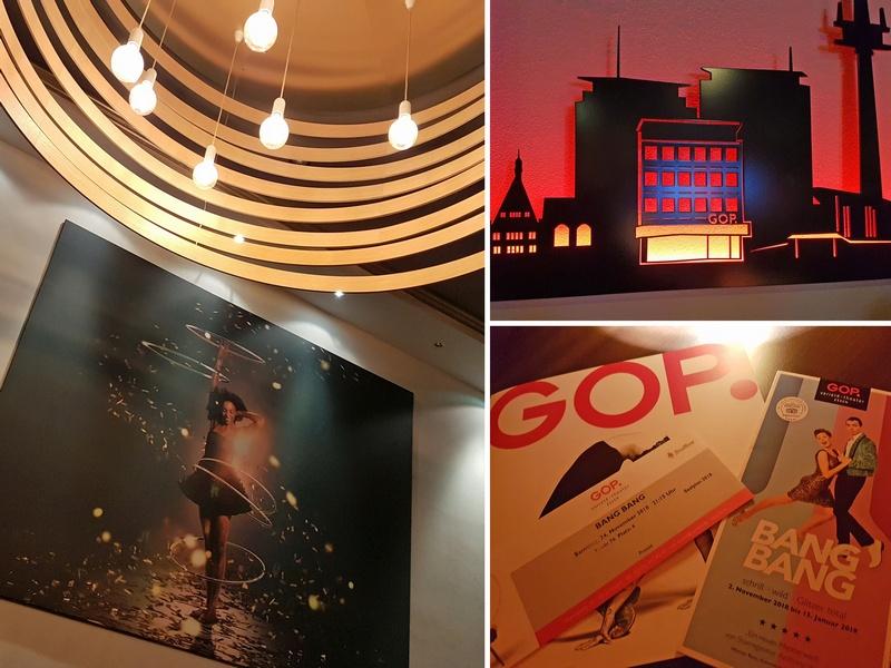 GOP Bang Bang Essen Varieté Theater