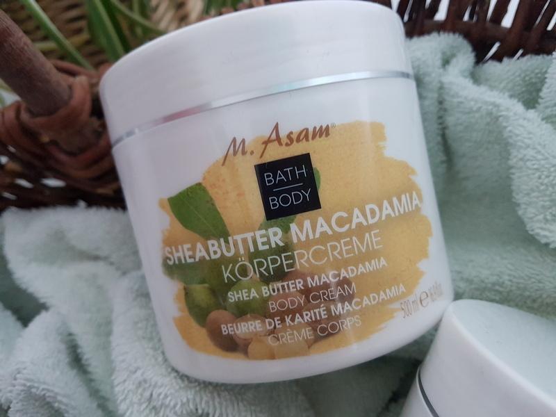 asambeauty Macadamia Körpercreme