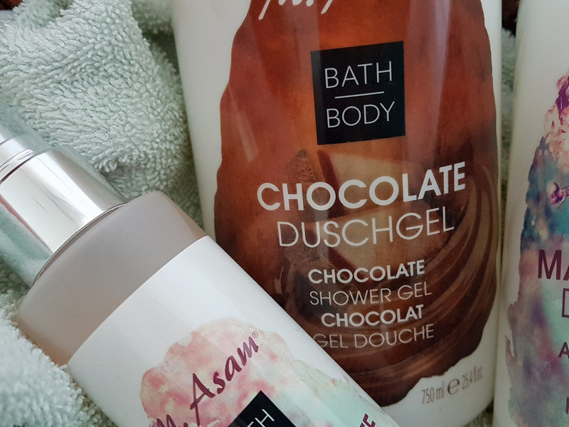 asambeauty chocolate duschgel