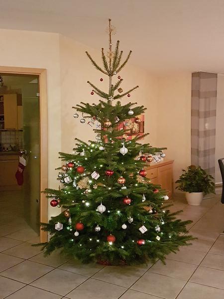 Weihnachten Neujahr Alle Jahre wieder Familie