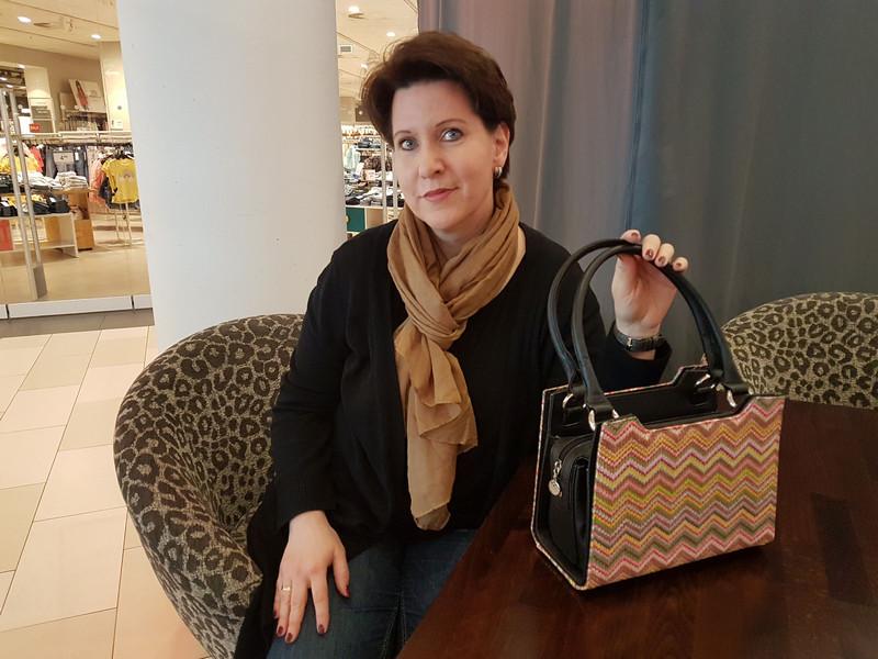 Delieta Mini Mailand Handtasche
