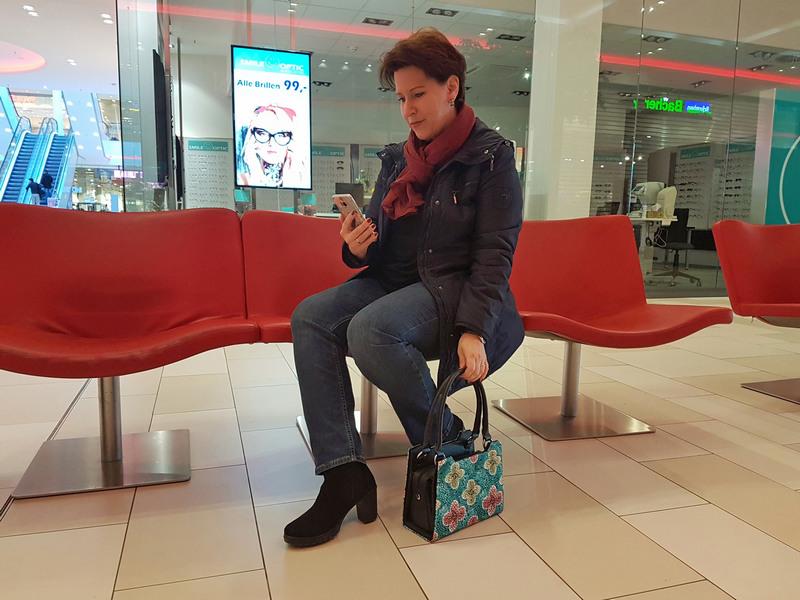 Delieta Mini Mainau Handtasche