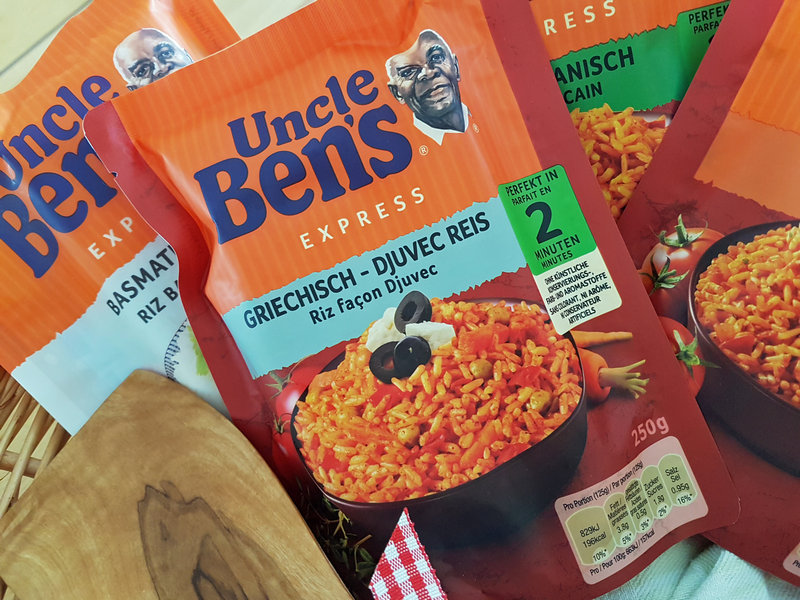 Uncle Ben's Express Reis Griechisch