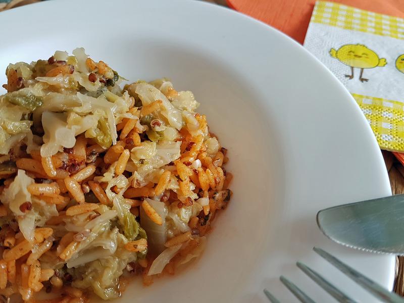 Uncle Ben's Express Reis Naturreis und Quinoa