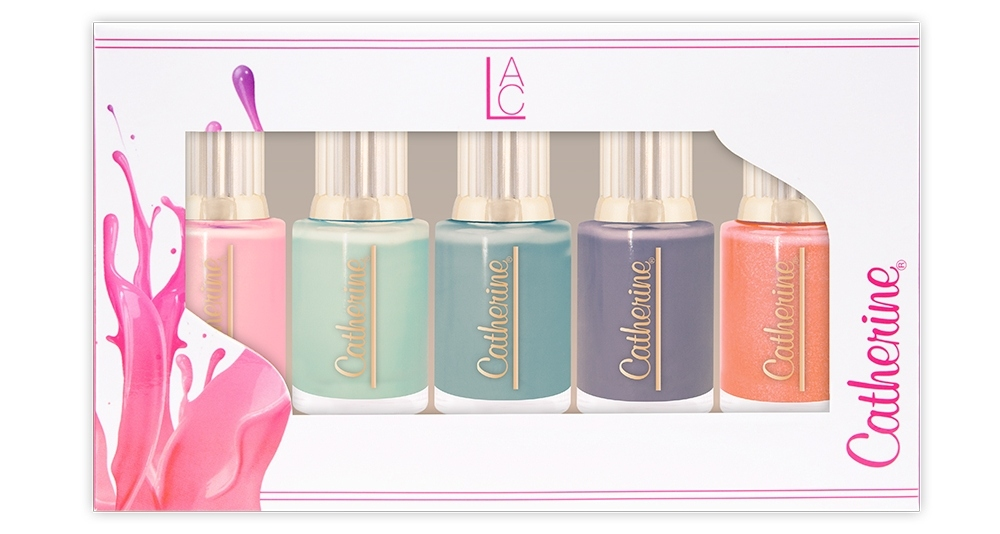 Catherine Nail Collection