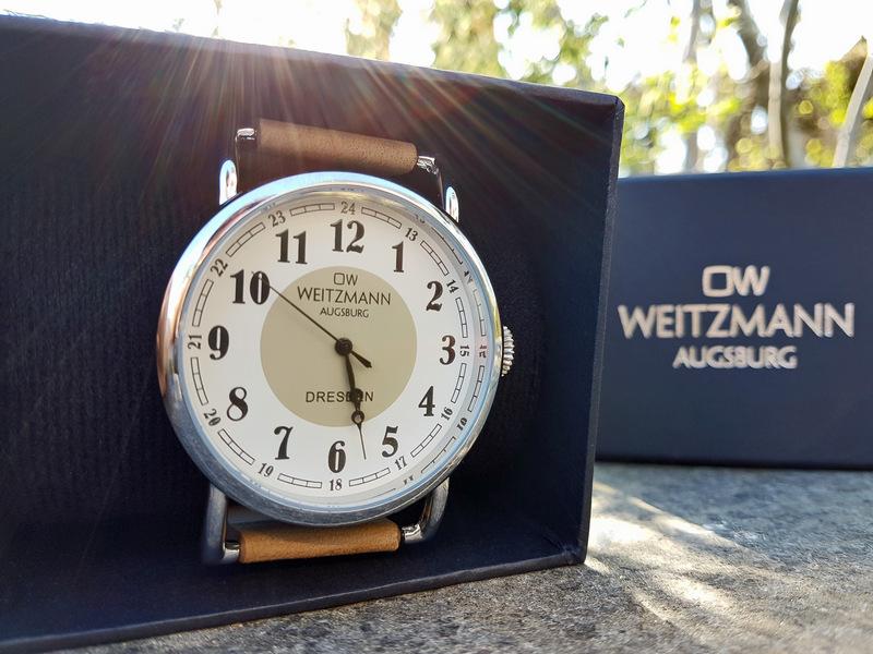 Otto Weitzmann Watches Dresden