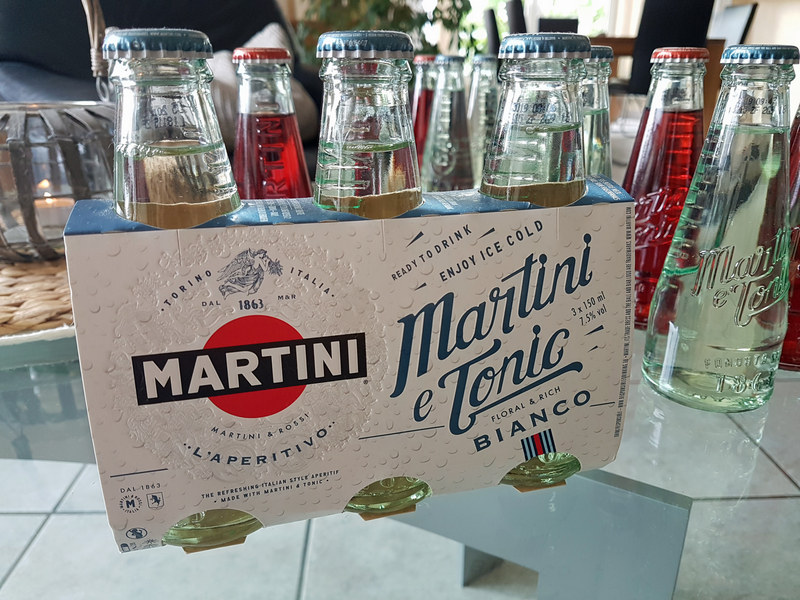 Martini bianco longdrink