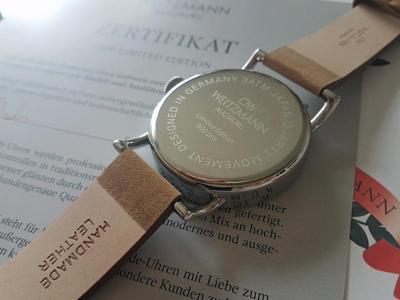 Otto Weitzmann Watches