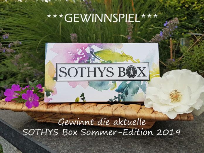 Gewinnspiel SOTHYS Box Sommer-Edition 2019
