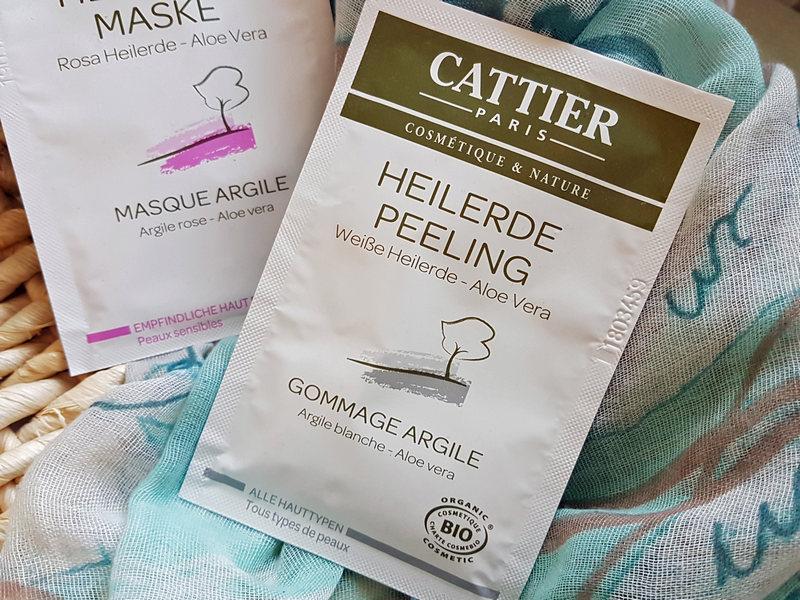Cattier Naturkosmetik Heilerde Peeling