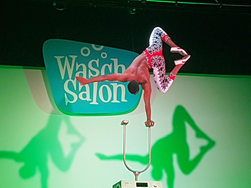 Waschsalon GOP Variete Theater