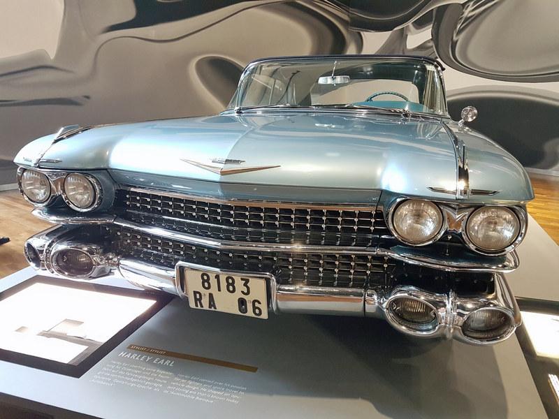 Autostadt Wolfsburg Cadillac