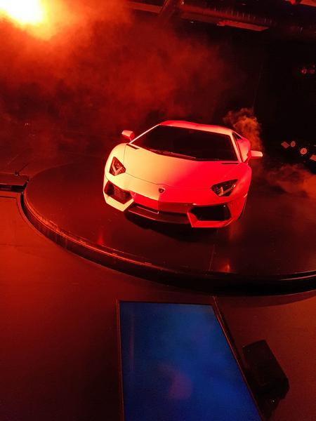 Autostadt Wolfsburg Lamborghini