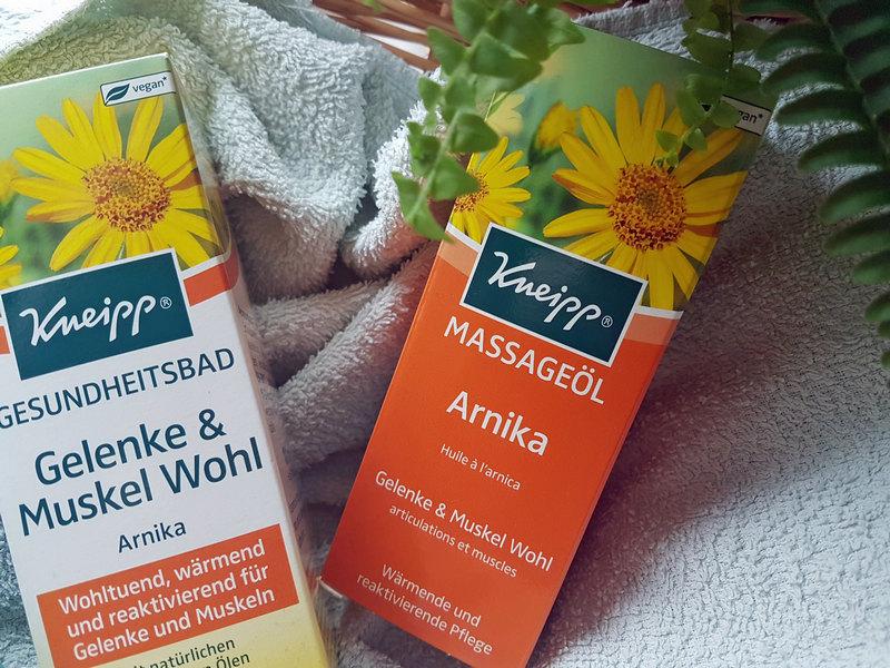 Kneipp Arnika Massageöl