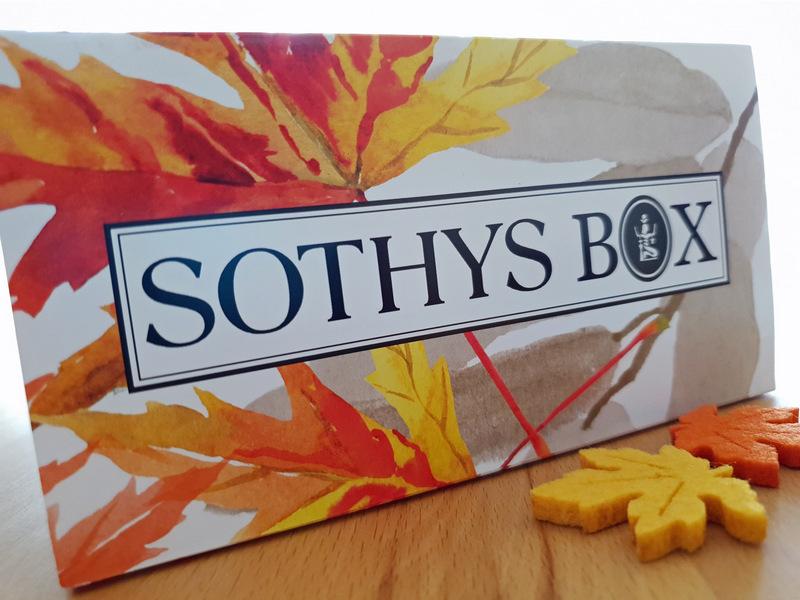 Sothys Box Herbst Edition 2019