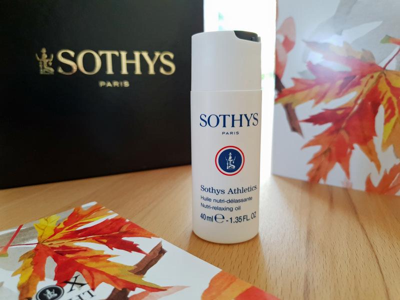 Sothys Box Herbst Edition 2019 Nutri-Öl