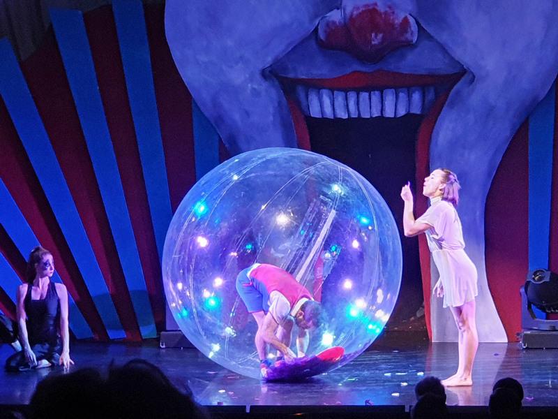 GOP Variete Theater Essen Freaks