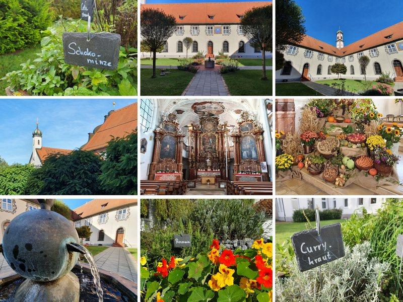 Kneipp Bloggerevent 2019 Bloggertreffen Bad Wörishofen Kuroase Kloster