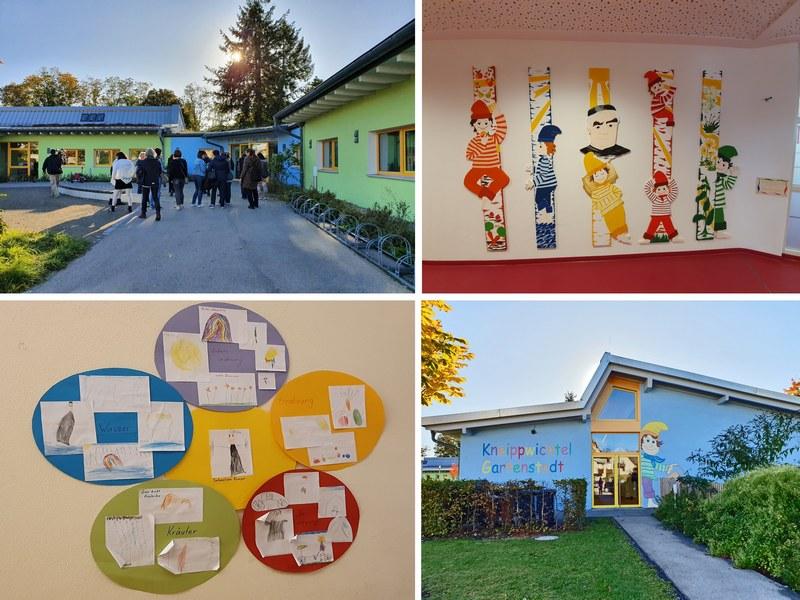 Kneipp Bloggerevent 2019 Bloggertreffen Bad Wörishofen Kindergarten