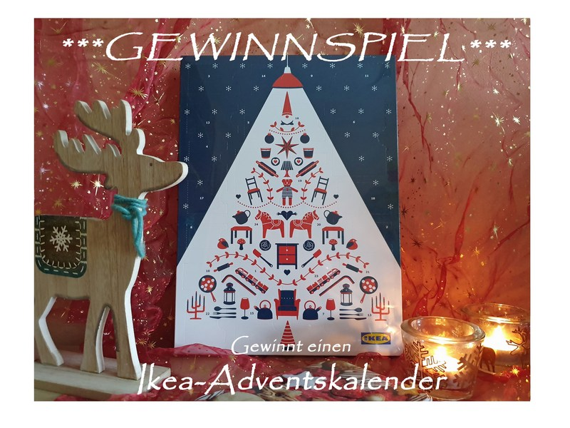 Ikea Adventskalender Gewinnspiel