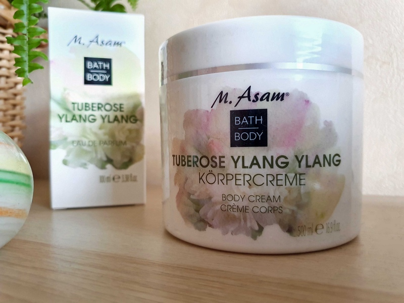 M. Asam Tuberose & Ylang Ylang Körpermilch
