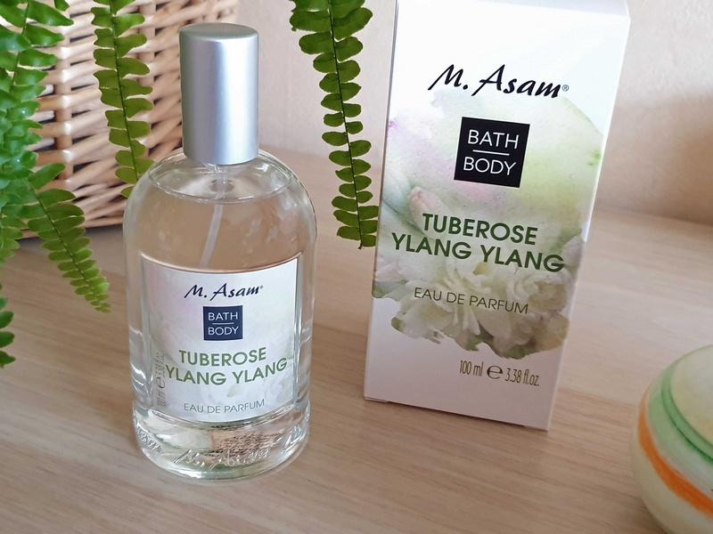 M. Asam Tuberose & Ylang Ylang Eau de Parfum