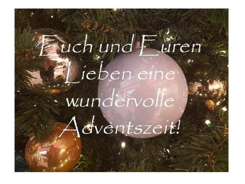Adventsgruß