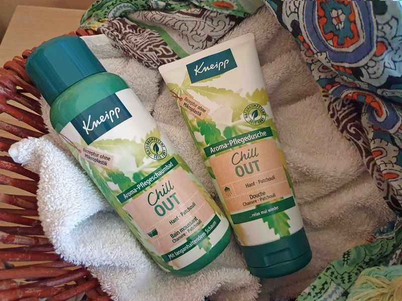 Kneipp Chill Out Hanf Patchouli