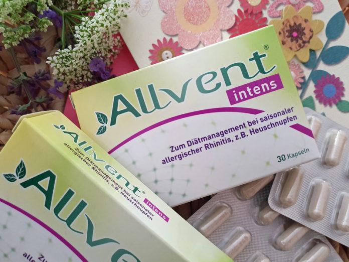 Allvent intens Heuschnupfen und Allergie