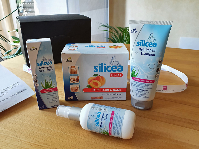 beautypress first digital social media event silicea