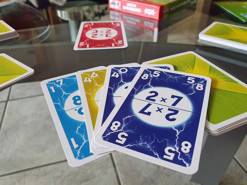 Amigo Spiele Hochspannung