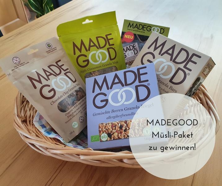 MadeGood Gewinnspiel