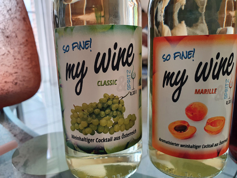 Mywine Spritz Edition Marille