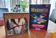 Amigo Spiele Magnefix und Monster Expedition