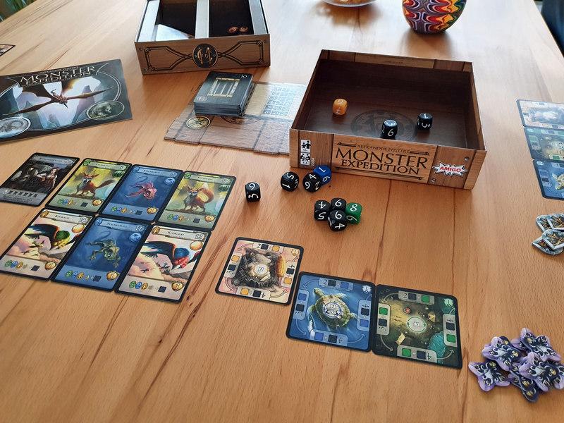 Amigo Spiele Monster Expedition