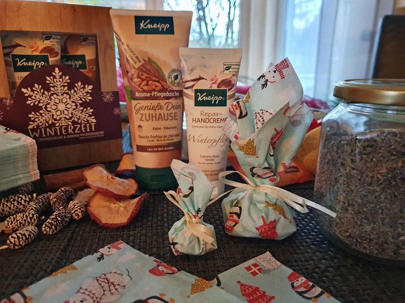 Kneipp Weihnachten Lavendelsäckchen