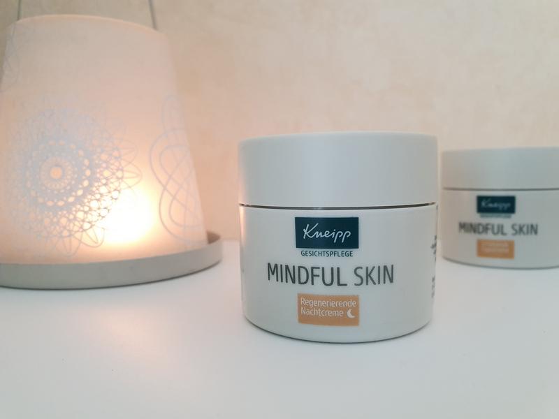 Kneipp Mindful Skin regenerierende Nachtcreme