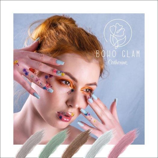 Catherine Boho Glam