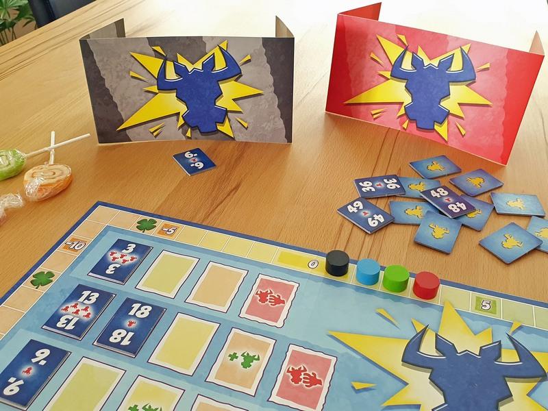 Amigo Spiele 6 nimmt Brettspiel