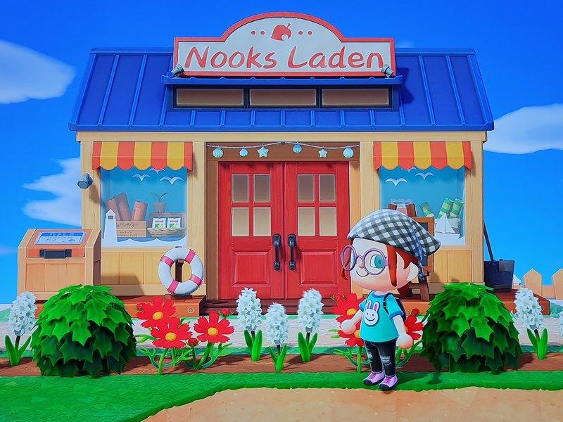 Animal Crossing New Horizons Nooks Laden