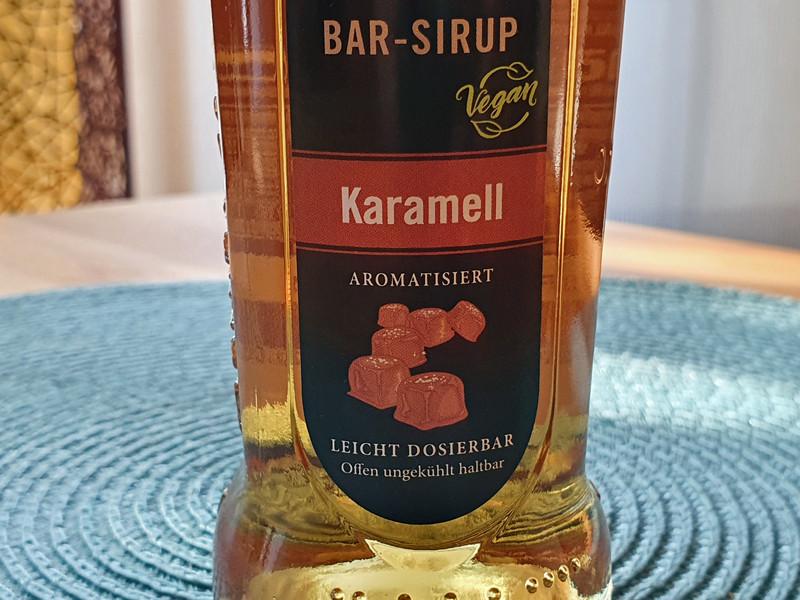 Bar Sirup Karamell