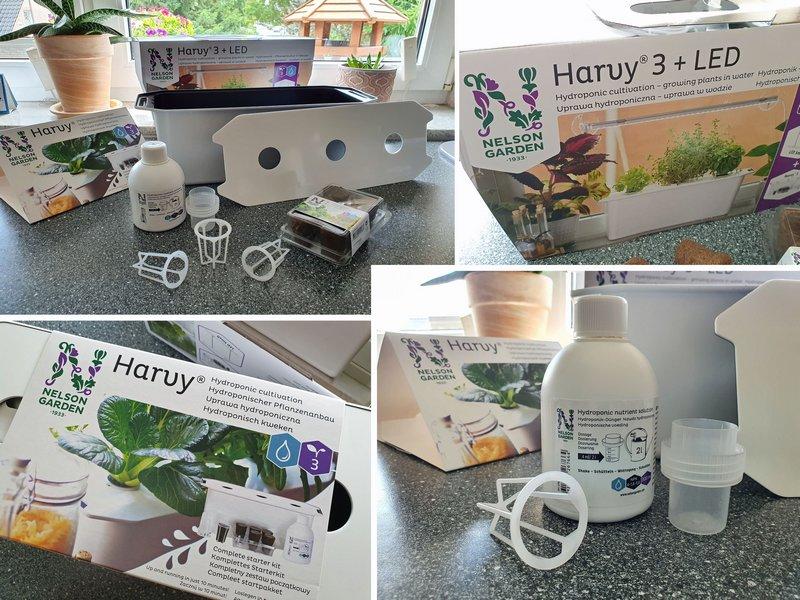 Nelson Garden Harvy Hydroponic Pflanzenkultur